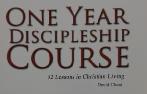 One Year Discipleship