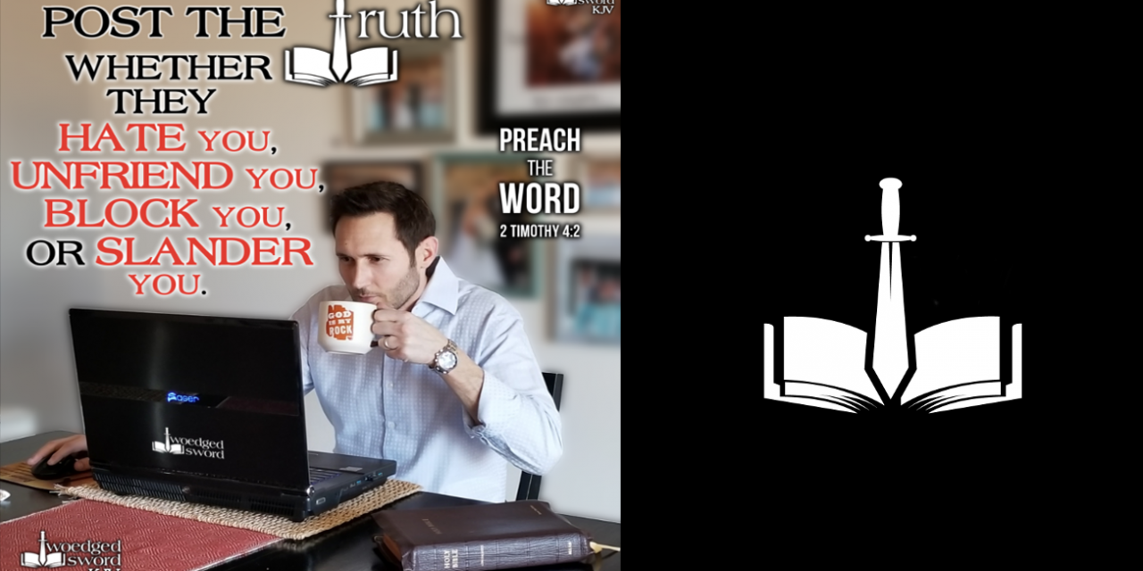 Preaching The Word on Facebook and Social Media